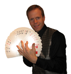 Certified Magician Eddy Ray